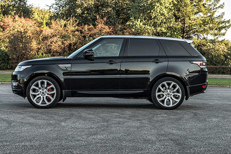Range Rover Sport – автомобиль на все  случаи жизни