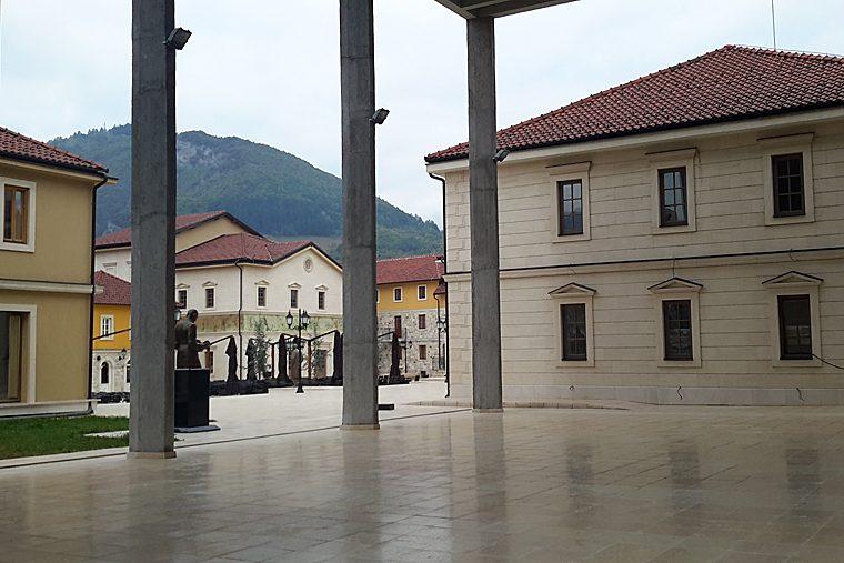 Республика Сербская Андричград 2