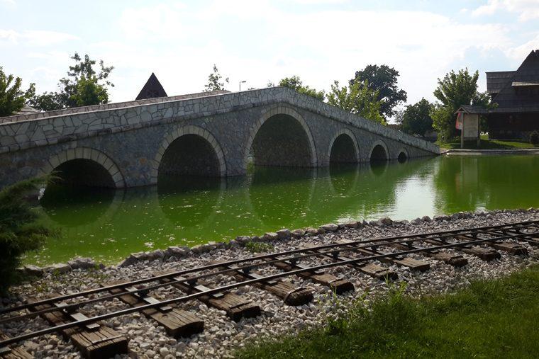 Республика Сербская Этно-село Станишичи