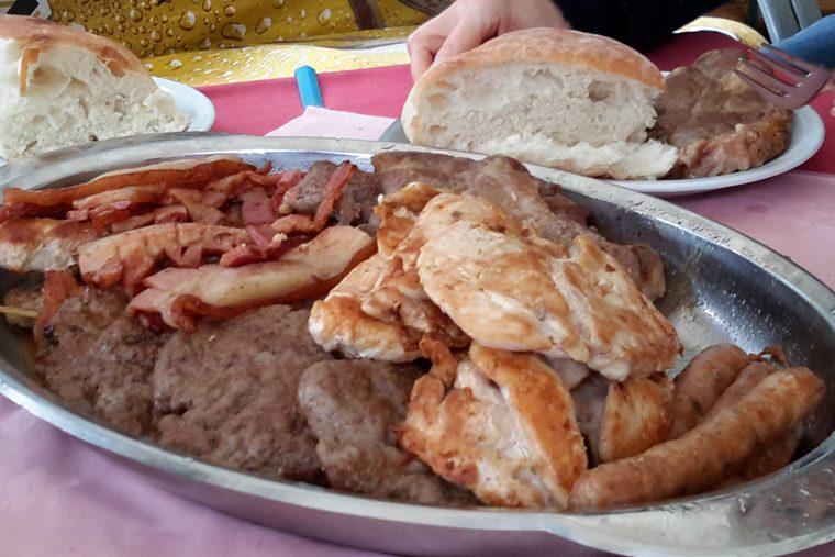 Республика Сербская еда 2