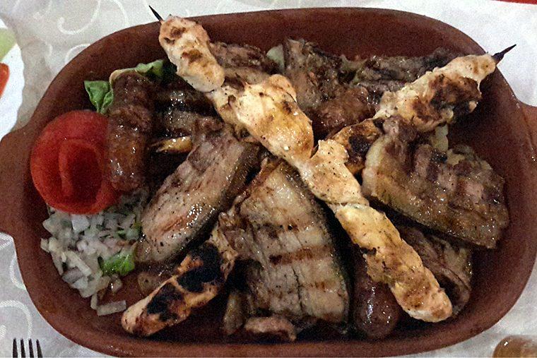 Республика Сербская еда 4