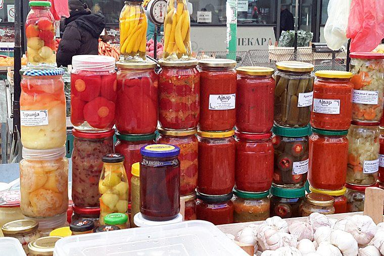 Республика Сербская еда