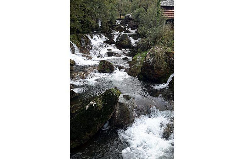 Республика Сербская водопады Крупа 1