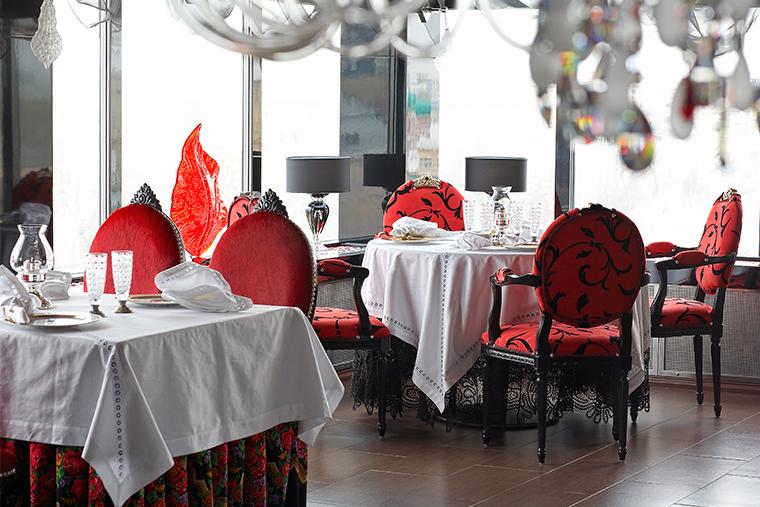 Ресторан Варвары in