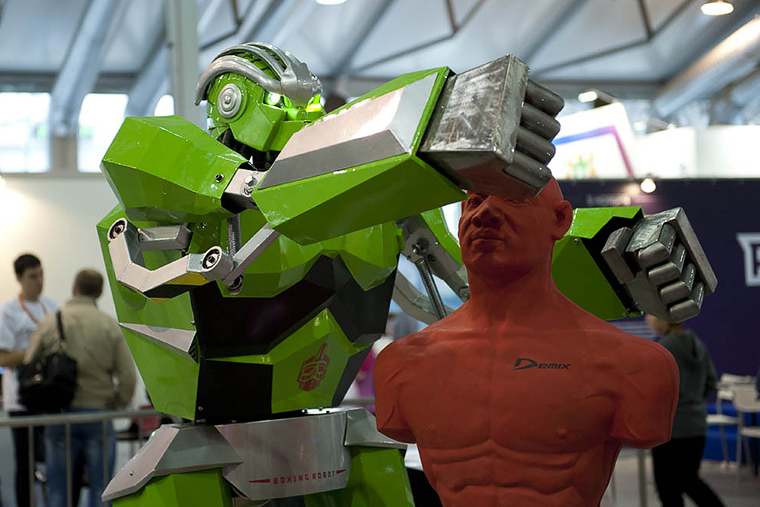 robotics-expo-2016-in