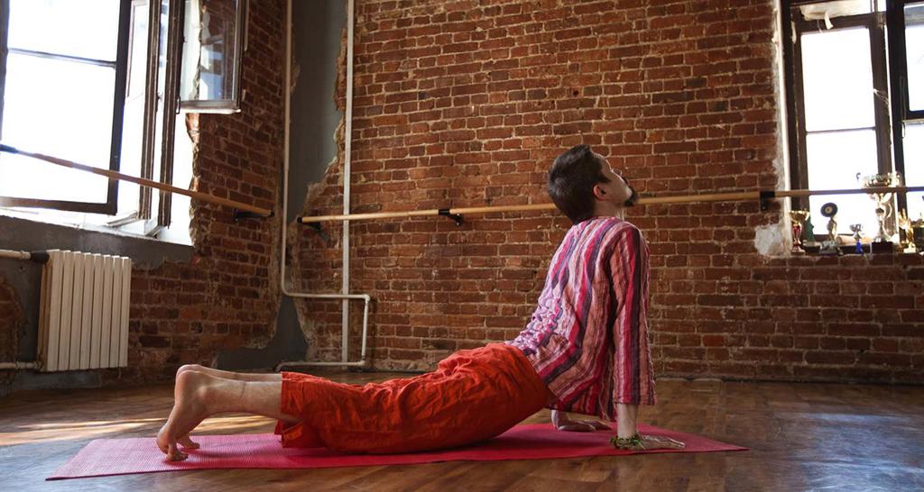 Основу йоги составляют анасы – позы, с помощью которых происходит положительное воздействие на нервные центры