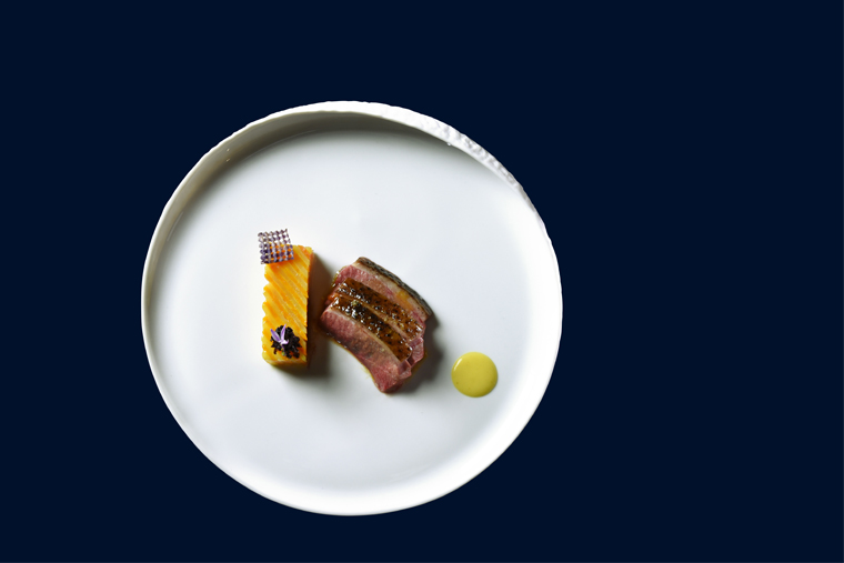 S.Pellegrino Young Chef, Митч Линхард