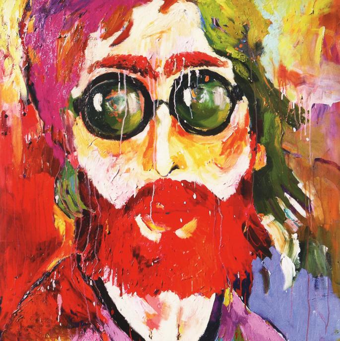 Джон Леннон, 2012