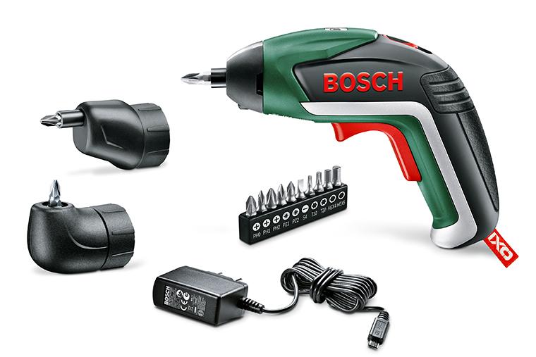 шуруповерт IXO V от Bosch Green