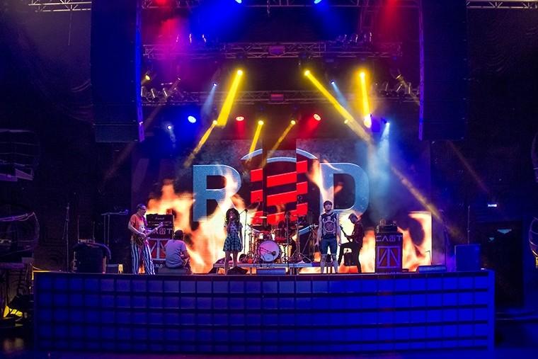 СЛОТ концерт и презентация нового сингла in3