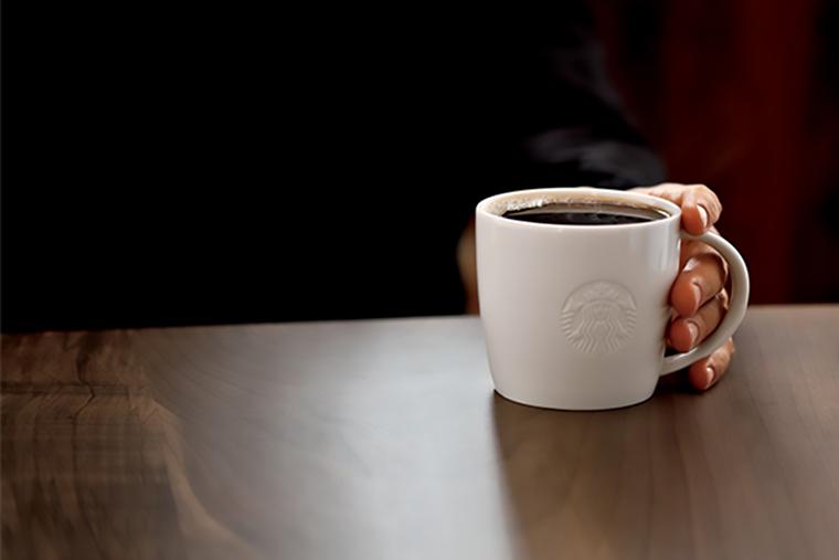 STARBUCKS, больше кофе в вашем кофе