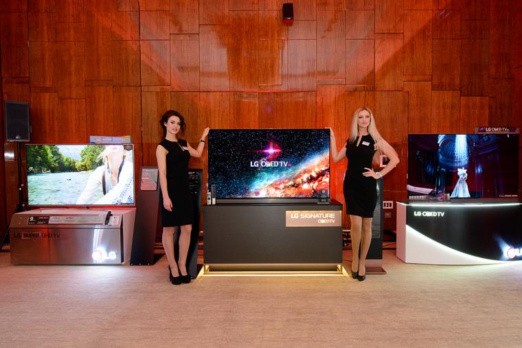 телевизор LG, OLED-телевизор, SUPER UHD телевизор, LG Electronics