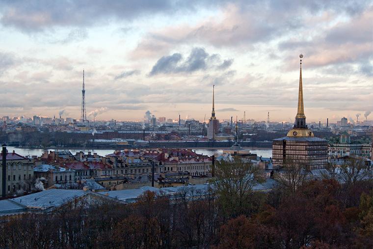 Санкт Петербург in2