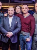 Сергей Бадюк, Григорий Погосян, Александр Готадзе, Сергей Харитонов