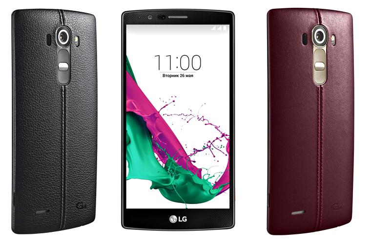Смартфон LG G4 in2