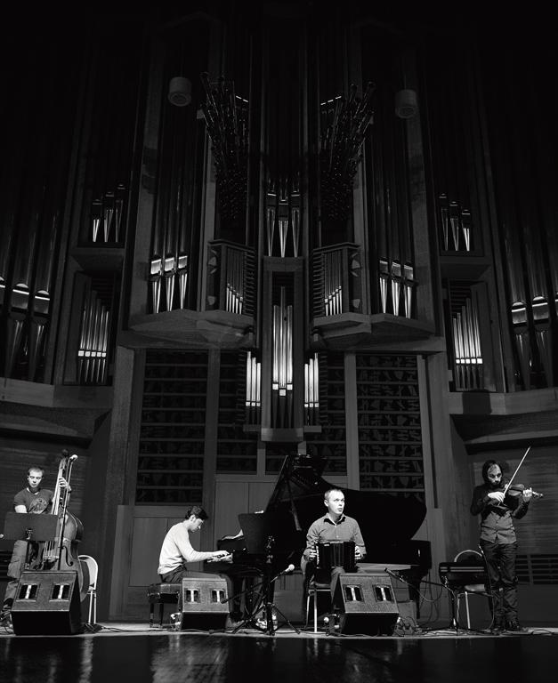 Концерт Solo Tango Orquesta в Светлановском зале ММДМ