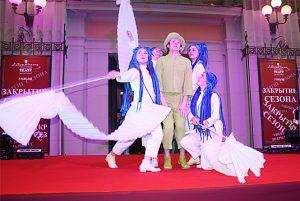 Театр Вахтангова закрытие сезона main