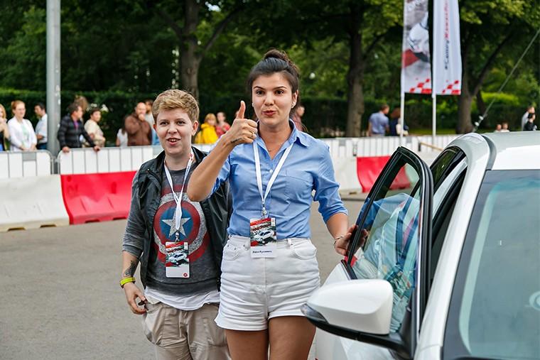 Toyota Camry жажда драйва парк горького in6