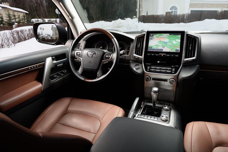 Land Cruiser 200 Executive, Toyota