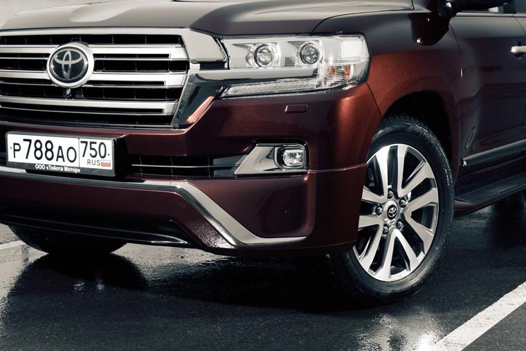 Toyota Land Cruiser 200 Executive 5 in