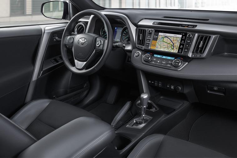 Toyota RAV4 Exclusive 1 in