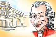 Московская консерватория, веселые арии моцарта, концерт, Филипп Чижевский, Дарья Зыкова, Большой театр