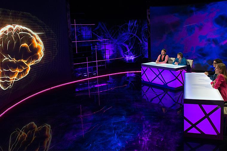 телеканал Че, Виктор Васильев, телевидение, новая программа, человек против мозга