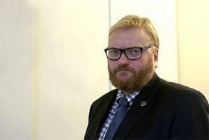 Виталий Милонов, интервью, ЛГБТ-сообщество