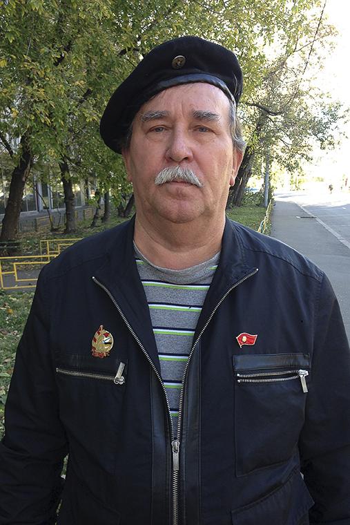 Воспоминание об октябре 1993 Александр Николаев in