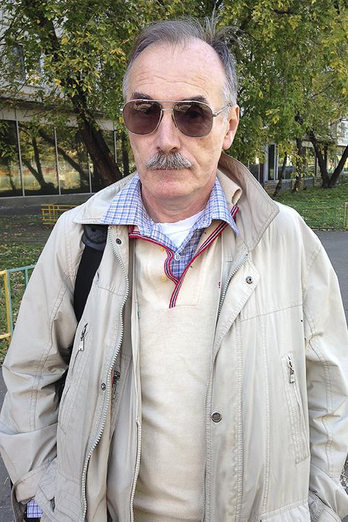 Воспоминание об октябре 1993 Александр Поляков in