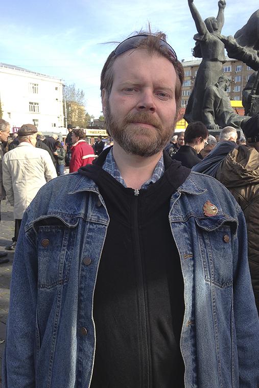 Воспоминание об октябре 1993 Александр Савальский in