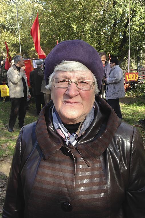 Воспоминание об октябре 1993 Фаина Макарова in