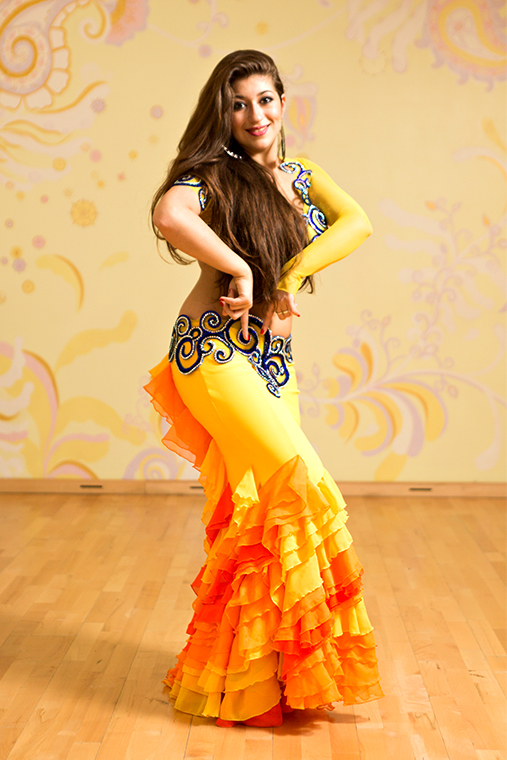 Восточный танец Мария Порохня in1