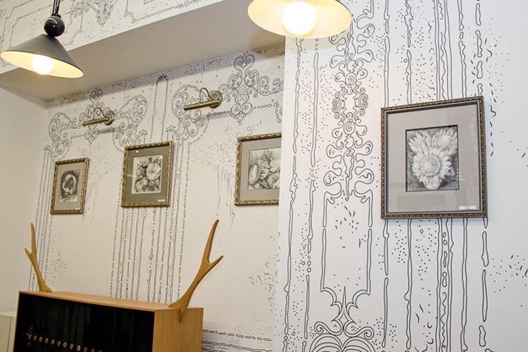 Выставка Елены Масалевич