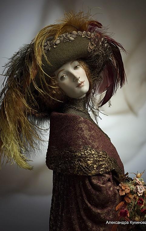 Выставка кукол in