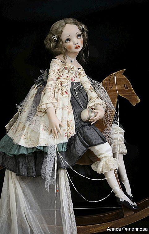 Выставка кукол in2