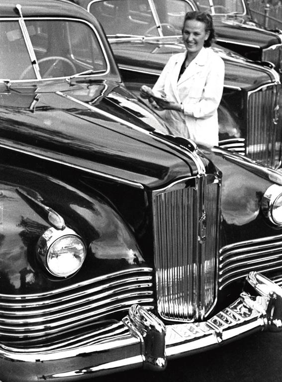 Автомобили «ЗИС-110»
