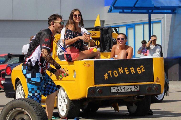 фестиваль Turbo show in