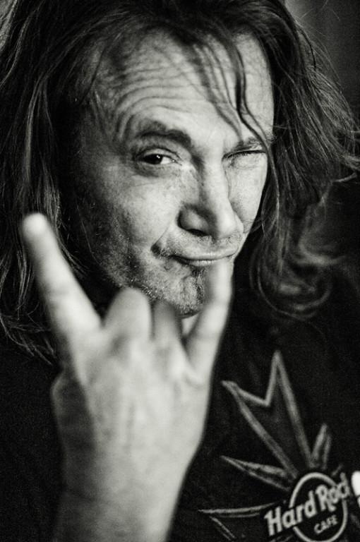 Kai Hansen of Gamma Ray, 2013