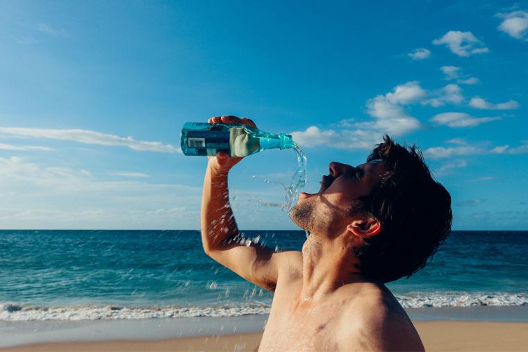 как восстановить водно-солевой баланс in