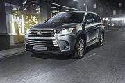 новый Toyota Highlander main