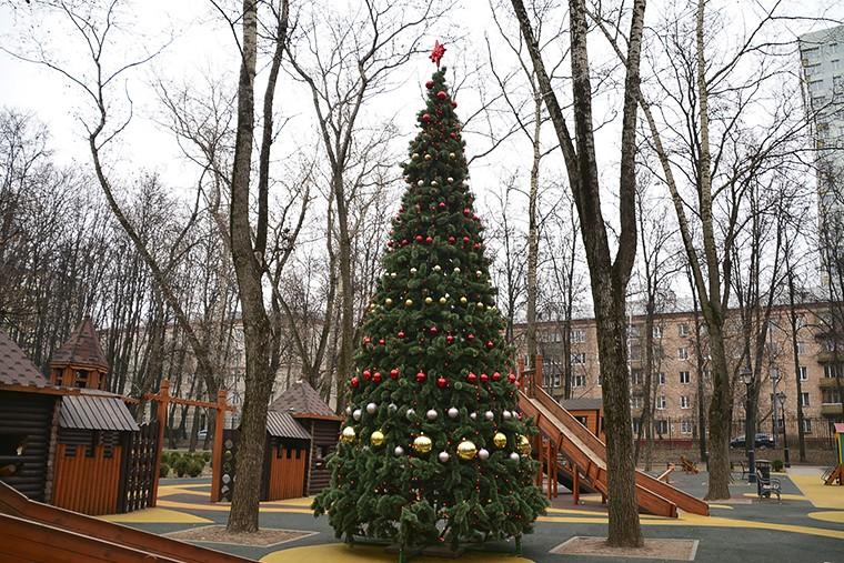 парк бабушкинский