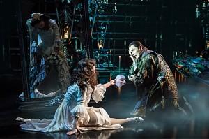 призрак оперы в текст