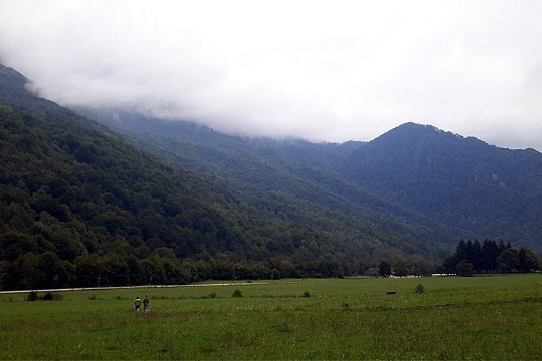 республика Сербская Национальный парк Сутьеска 1