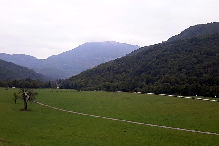 республика Сербская Национальный парк Сутьеска2