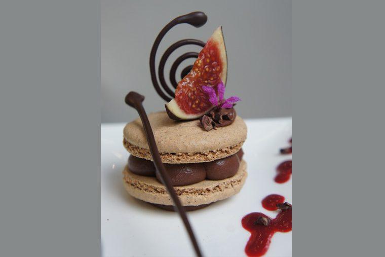шоколад Vento d'Oro десерт
