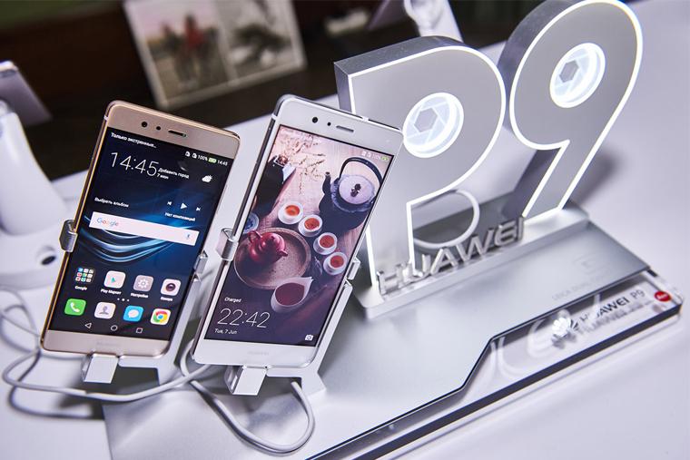 новый смартфон, Huawei P9, Huawei P9 Plus