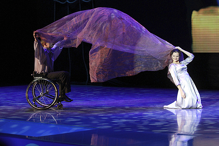 танц фест Inclusive Dance in