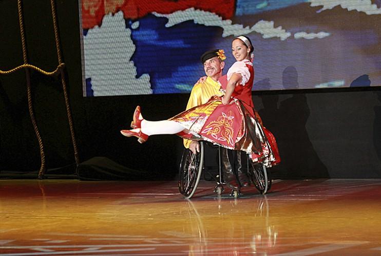 танц фест Inclusive Dance in1
