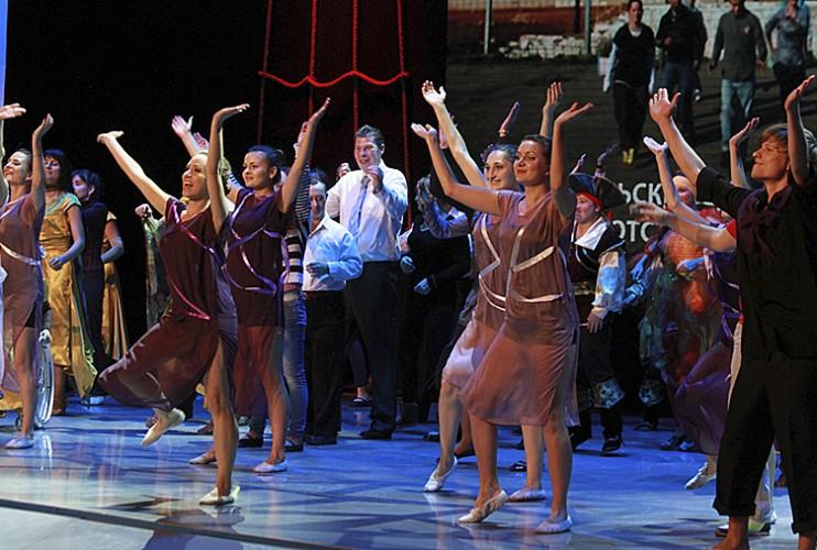 танц фест Inclusive Dance in2